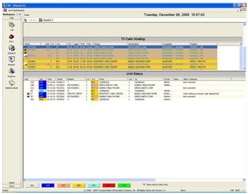 Ambulance Software Transportation Information Systems